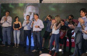 Cornejo y Suárez se diferenciaron del Gobierno y atacaron a los K | Rodolfo suárez
