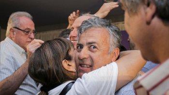 Cornejo se quejó por las visitas de Macri y Fernández a Mendoza   Elecciones 2019