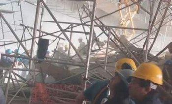 Con el DNU, Macri le baja la indemnización a la familia del obrero de Ezeiza | Tragedia en ezeiza