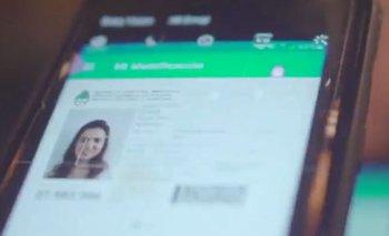 El Gobierno lanzó un nuevo DNI digital para llevarlo en el celular | Dni
