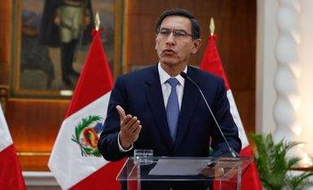 Se agudiza la tensión en Perú: el presidente disolvió el Parlamento | Perú