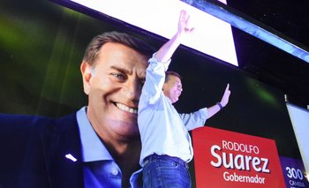 El nuevo gobernador de Mendoza evitó que lo vinculen con Macri | Elecciones mendoza