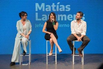 Lammens presentó sus propuestas de género para la Ciudad | Elecciones 2019