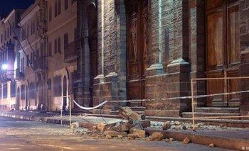Un fuerte terremoto en Chile se sintió en Argentina | Fenómenos naturales
