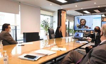 Debutó la Comisión Tripartita de Formación Profesional | Importante encuentro