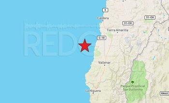 Fuerte sismo sacudió a Chile y se sintió en Argentina | Internacionales
