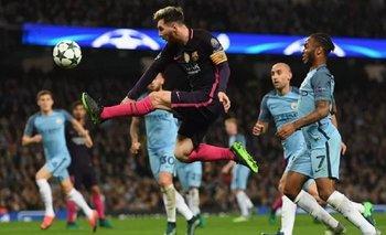 Manchester City prepara una oferta para Messi en enero | Fútbol