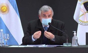 Morales reconoció la existencia de vacunaciones VIP en Jujuy | Vacunas vip