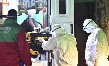 Argentina pasó las 13 mil muertes por coronavirus | Coronavirus en argentina