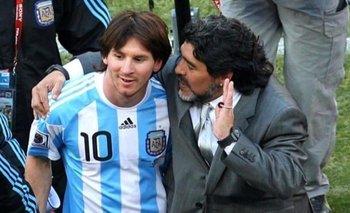 Emotiva anécdota de las entrevistas de La Garganta a Maradona y Messi | Medios
