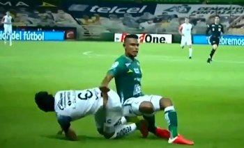 VIDEO: Espeluznante lesión de un jugador del Atlas en México | Fútbol