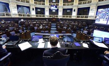 Sin reclamos del macrismo, Legislatura bonaerense sesionó virtualmente | Provincia de buenos aires