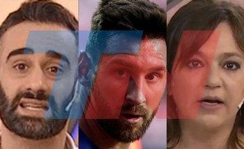 En medio del conflicto con Barcelona, TN destruyó a Lionel Messi   Televisión