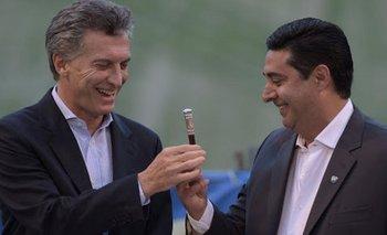 Angelici y la sociedad trucha que movió millones gracias a Macri | Escándalo
