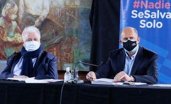 Por el avance de casos, Santa Fe suspende actividades no esenciales | Coronavirus en argentina