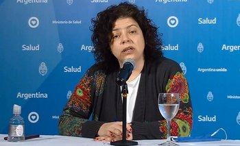 Confirman 62 fallecimientos y más de 10 mil casos positivos   Coronavirus en argentina