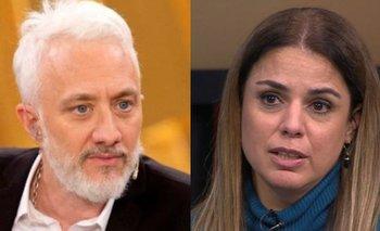 Marina Calabró cruzó a Andy Kusnetzoff por invitar a Fede Bal | Televisión