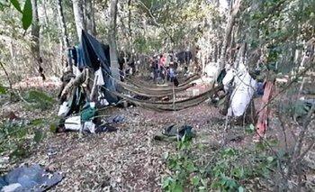Asesinaron a dos niñas argentinas en Paraguay  | Mario abdo benítez