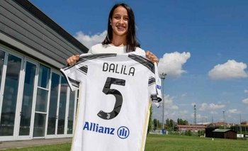 La futbolista argentina Dalila Ippolito hizo su debut en la Juventus | Italia