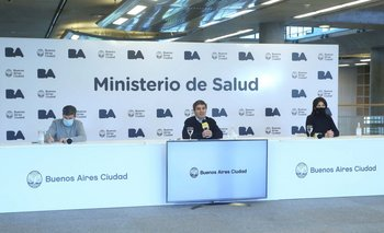 Quirós respaldó la nueva forma de contar los muertos en PBA | Coronavirus en argentina