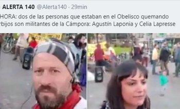 La bochornosa fake news de la campaña troll por los quema barbijos | Redes sociales
