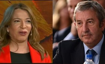 Desopilante: Lizy Tagliani confundió a Cobos con un actor de cine | Farándula