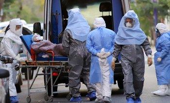 Hubo 451 muertos por coronavirus y son más de 26 mil en total | Coronavirus en argentina