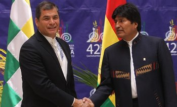 Proscribieron a Correa en Ecuador y a Evo Morales en Bolivia | Lawfare