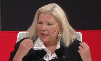 Reapareció Carrió y disparó munición gruesa contra Patricia Bullrich | Juntos por el cambio