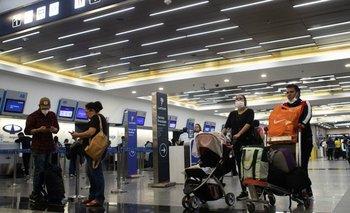 El Gobierno eliminará los cupos para pasajeros que regresan al país en avión | Coronavirus en argentina