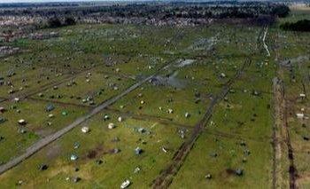 La medida que tomó Kicillof para evitar la toma de tierras en Provincia | Asistencia social