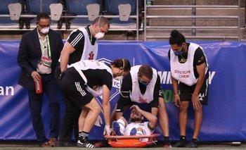 Brutal lesión de Sebastián Blanco en la MLS: se rompió los ligamentos   Fútbol