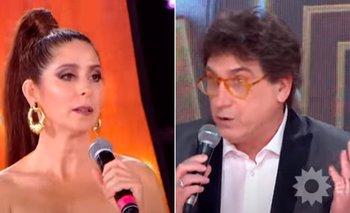 Cantando 2020: Laura Novoa dejó mudo a Oscar Mediavilla | Cantando 2020