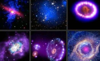 La NASA mostró impactantes fotos de galaxias y supernovas | Espacio exterior