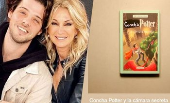 Santi Maratea y una polémica venta de libros de Harry Potter   En redes