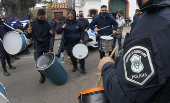 ¿Protesta o sedición?: Dudas ante una bonaerense radicalizada   Policía bonaerense