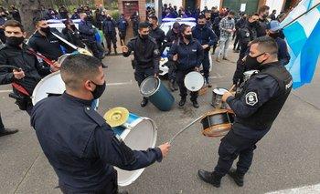 "Provincia separa 2430 policías: ""No negociamos con insurrectos""   Sergio berni"