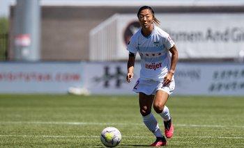Yuki Nagasato, la primera mujer que pasa a un club masculino | Fútbol femenino