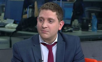 Jonatan Viale salió a militar la judicialización del impuesto a la riqueza | Televisión