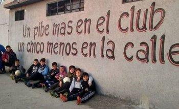 Clubes de Barrios tuvo media sanción en el Senado de la Provincia | Clubes de barrio