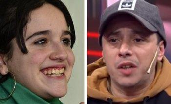 El Dipy atacó a Ofelia Fernández por la Policía Bonaerense | En redes