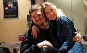 Luisana Lopilato sorprendió a Michael Bublé con una tierna foto | Farándula