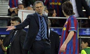 Mourinho opinó sin filtro sobre la novela de Messi en el Barcelona   Fútbol
