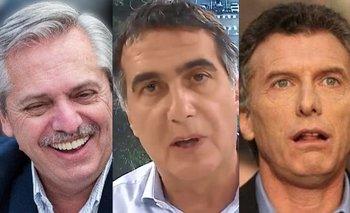 Antonio Laje elogió a Alberto Fernández y dejó mudos a los macristas   Televisión