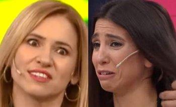 Cinthia Fernández pidió trabajo en vivo y la rechazaron al aire | Televisión