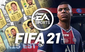 FIFA 21 confirmó sus 100 mejores futbolistas y Messi es el número uno | Gaming