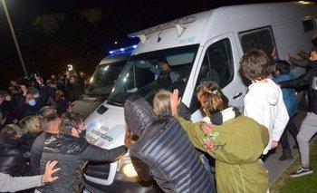 Domiciliaria a Báez: identificaron y detuvieron a uno de los agresores | Pilar