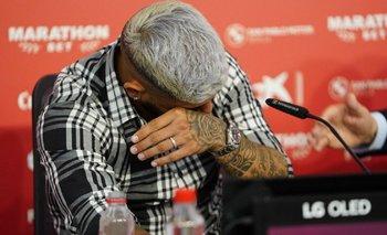 Ever Banega se quebró al despedirse del Sevilla para viajar a Arabia | Fútbol