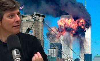 Torres Gemelas: Mario Pergolini y el recordado anuncio del atentado | Terrorismo