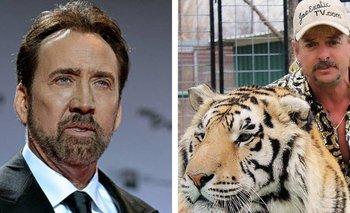 Nicolas Cage será el excéntrico Tiger King en la serie de Amazon | Series